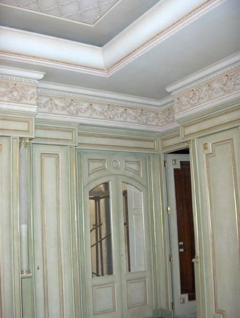 Imbianchino Milano - Monza-Brianza - Tinteggiature e decorazione civile e industriale Idea Decor